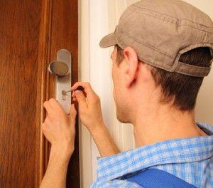 Handwerker Lockpicking